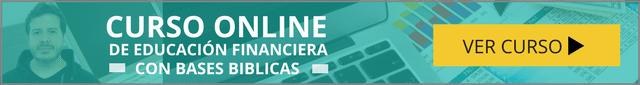 Ver Curso Online de Educación Financiera Con Bases Bíblicas