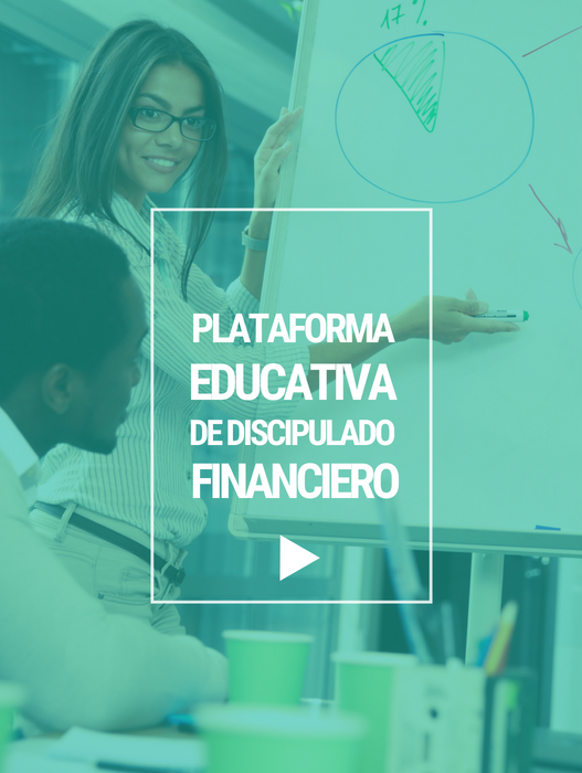 plataforma educativa de discipulado financiero